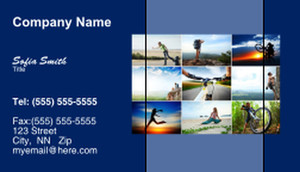 Top Picks Business Cards Template: 333394