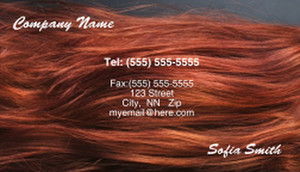 Hairdressers - Stylists Business Cards Template: 317869