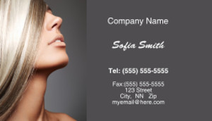 Hairdressers - Stylists Business Cards Template: 327424