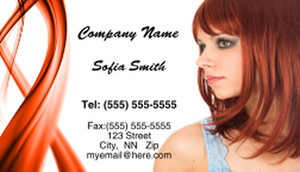 Hairdressers - Stylists Business Cards Template: 317814