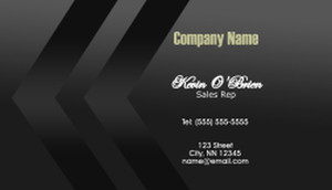 Top Picks Business Cards Template: 580283