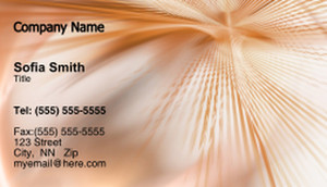 Lines / Curves Business Cards Template: 318643