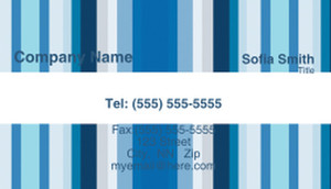 Lines / Curves Business Cards Template: 308490