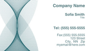 Circles Business Cards Template: 308475