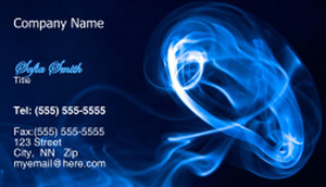 Circles Business Cards Template: 318618
