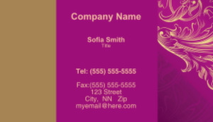 Top Picks Business Cards Template: 335504