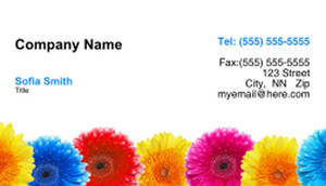 Top Picks Business Cards Template: 335509