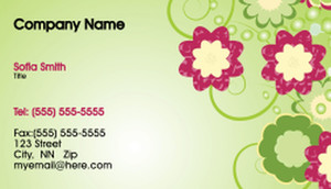Top Picks Business Cards Template: 335510