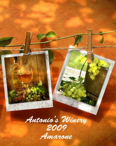 Button to customize design Wine - Vinyards Labels Template: 332526