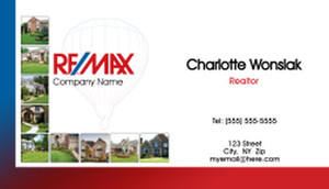 Remax Business Cards Template: 575651