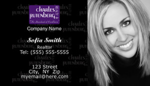 Charles Rutenberg Business Cards Template: 500697