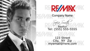 Remax Business Cards Template: 499431