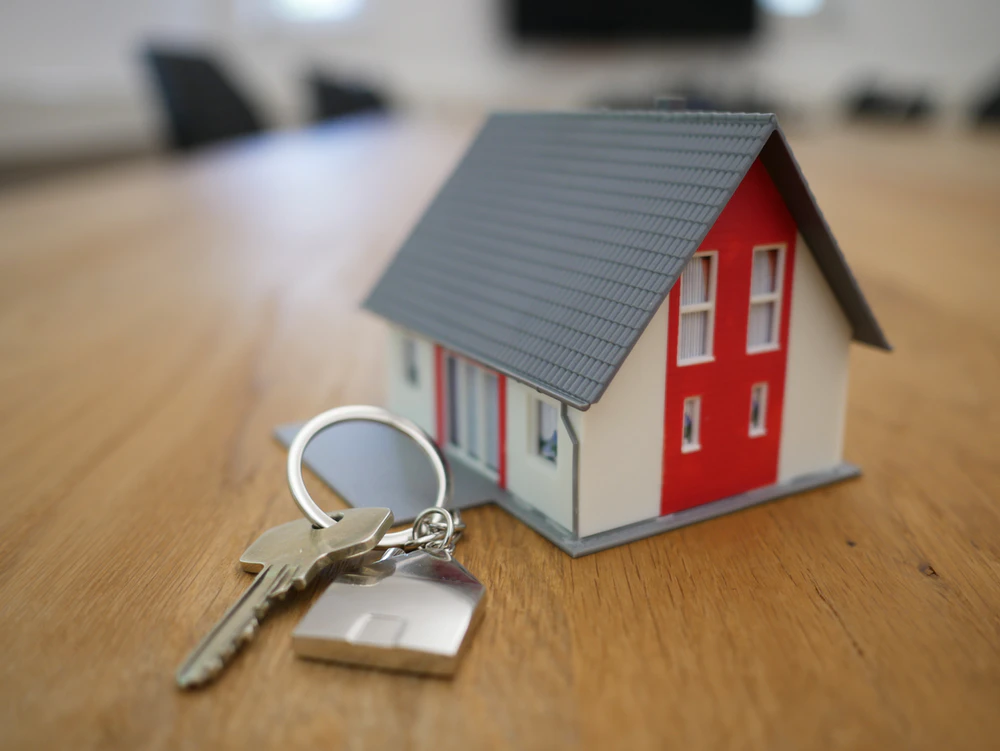 Home key card holder