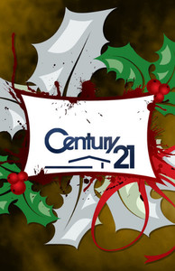 Button to customize design Century 21 Holiday Greeting Cards Invitation Template: 519177