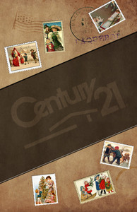 Century 21 Holiday Greeting Cards Invitation Template: 517161