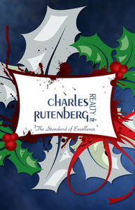 Charles Rutherberg Holiday Greeting Cards Invitation Template: 519199