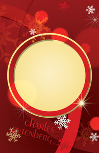 Button to customize design Charles Rutherberg Holiday Greeting Cards Invitation Template: 519195