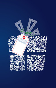 Button to customize design Coldwell Banker Holiday Greeting Cards Invitation Template: 517197