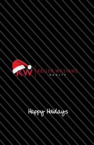 Keller Williams Holiday Greeting Cards Invitation Template: 519247