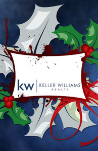 Keller Williams Holiday Greeting Cards Invitation Template: 519243