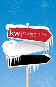 Button to customize design Keller Williams Holiday Greeting Cards Invitation Template: 517223
