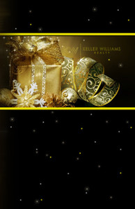 Keller Williams Holiday Greeting Cards Invitation Template: 519237