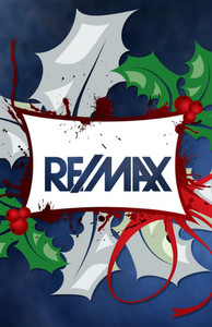 Button to customize design Re/max Holiday Greeting Cards Invitation Template: 519287