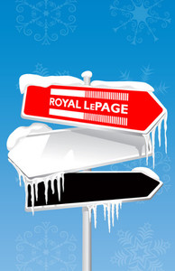 Button to customize design Royal Lepage Holiday Greeting Cards Invitation Template: 517301