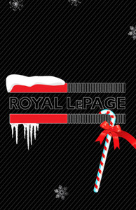 Button to customize design Royal Lepage Holiday Greeting Cards Invitation Template: 517291