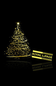 Button to customize design Royal Lepage Holiday Greeting Cards Invitation Template: 517305