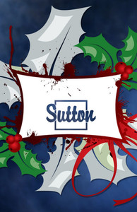 Button to customize design Sutton Holiday Greeting Cards Invitation Template: 519331