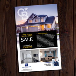 Coldwell Posters Templates
