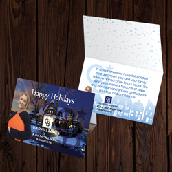 Greeting Cards Landscape Coldwell Banker Templates
