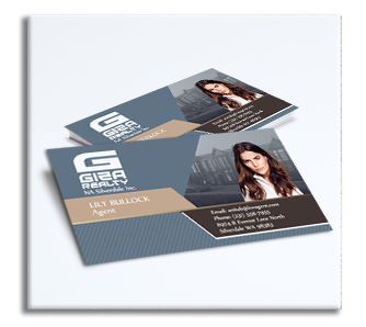 wow impression business card banner