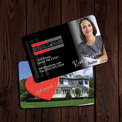 Royal Le Page Business Cards Credit Card Size