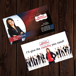 Realty Executive Business cards