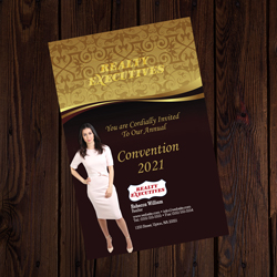 Realty Executive Greeting cards