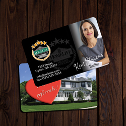 Homelife Business Cards Credit Card Size