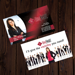 Home smart Business cards