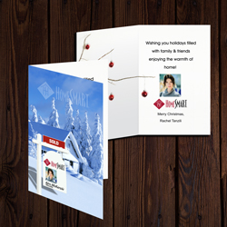 Home smart Greeting Cards