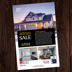 Realty World Posters